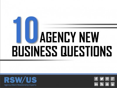 RSWUS-10 Agency New Business Questions eBook