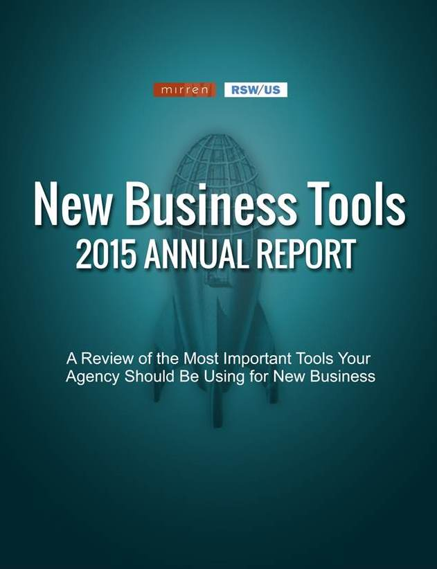 2015 New Business Tools Report