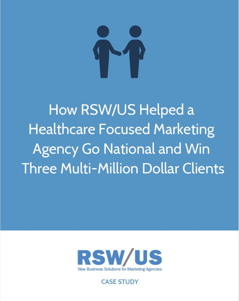 RSW Case Study: Healthcare Focused Marketing Agency Located in Alabama