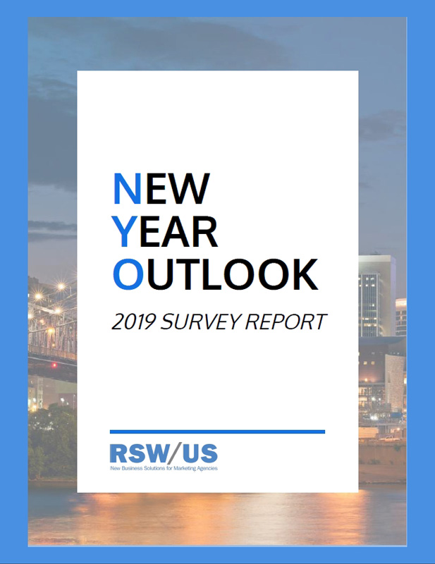 2019 RSW/US Agency New Year Outlook Survey Report