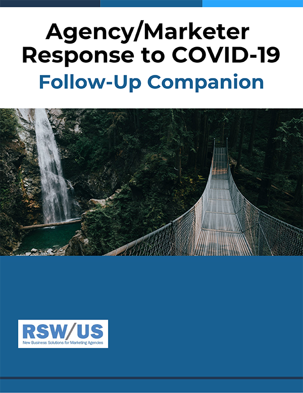 Agency/Marketer Response to COVID-19 Companion Report-May