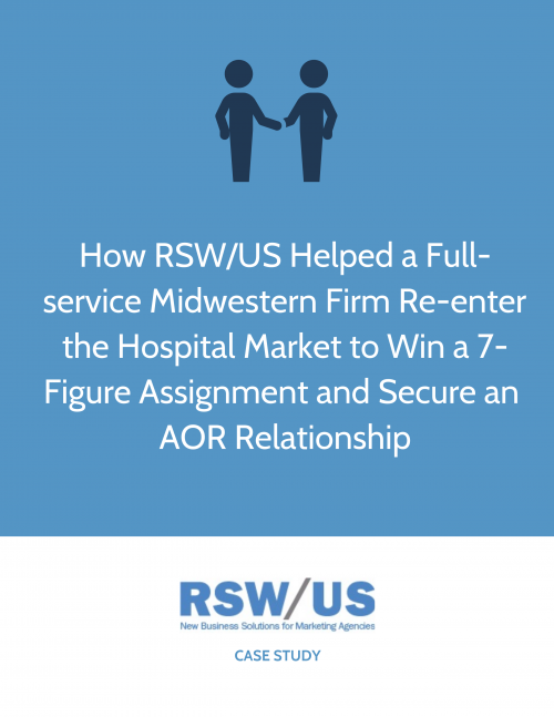 RSW Case Study: Healthcare-Focused Full Service Agency Located in Illinois