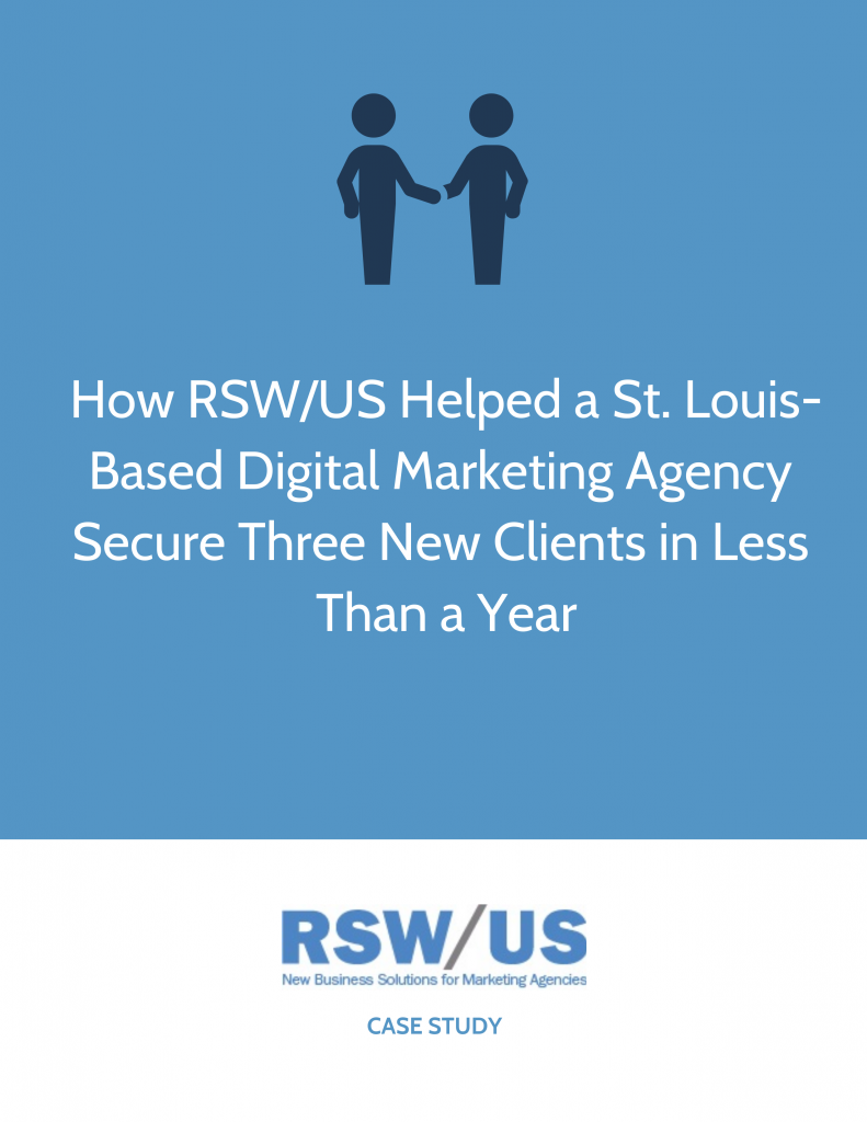 RSW Case Study-Digital Marketing Agency Located in Missouri