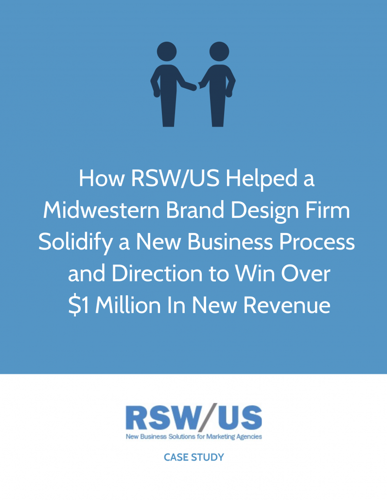 RSW Case Study B2B and B2C-Focused Design Firm Located in Illinois
